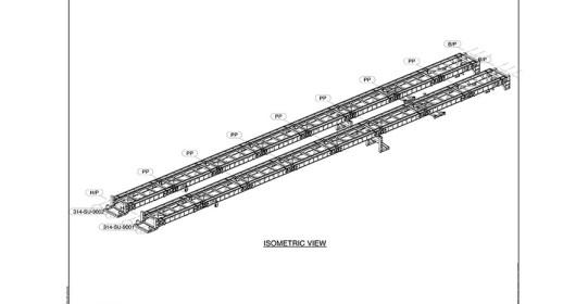 Feed Shuttle Conveyor